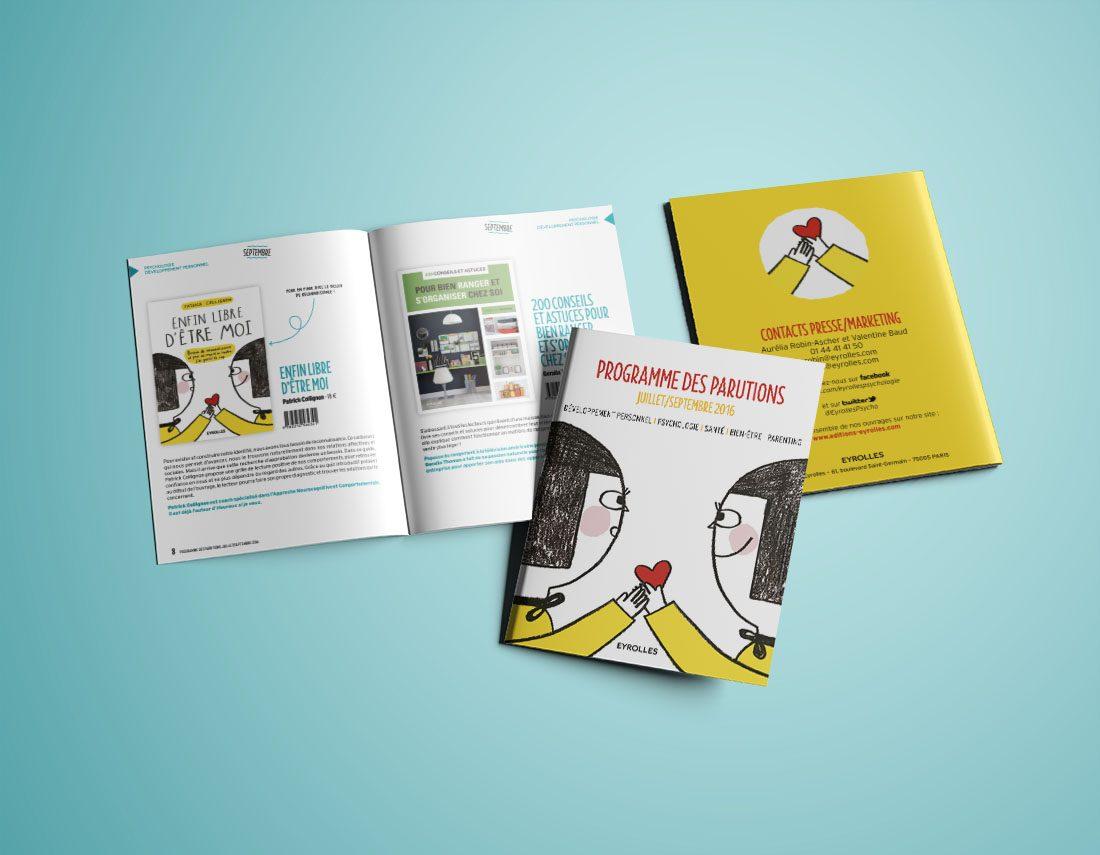 catalogues de parutions